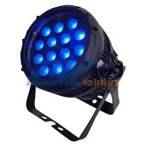 BY-6114ZOOM 14X15W RGBWA+UV 6in1 LED OUTDOOR PAR ZOOM