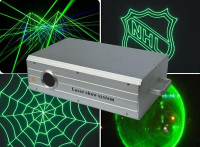 BY-LA9 Green Animation laser
