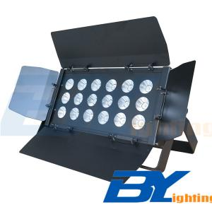 BY-3318C 18X20W RGB 3in1 COB LED Wall Washer