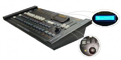 BY-C1302 CROCODILE 2416 Console
