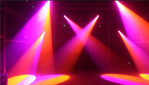 BY-9180S 180W LED Spot Moving Head