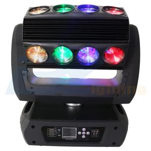 BY-9016  Roller Beam 16x25W RGBW 4in1 LED Moving head