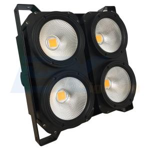 BY-S7100 4 Eyes LED Blinder (4X100W COB LED)