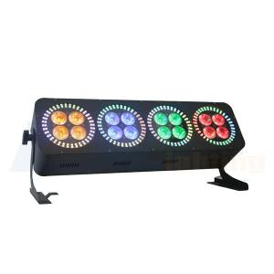 BY-6316 16X12W 6in1 LED+72X0.2W RGB 3in1 LED PAR