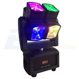 BY-9088 Continuous Rotation LED Beam moving head(8x10W Cree RGBW 4in1 LED)