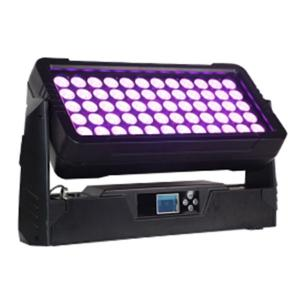 BY-4360 60X10W RGBW 4in1 LED Wall Washer