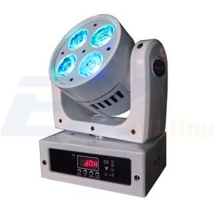 BY-904B  4X10W RGBW 4in1 LED Beam Moving Head