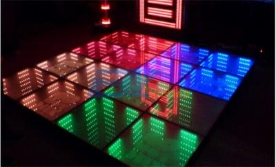 BY-D727 3D Mirror Timer Tunnel Led Dance Floors