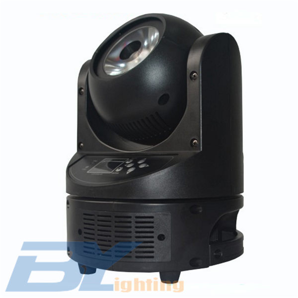 BY-960B Infinity and Ultrafast Rotation 60W Osram Mini Beam Moving Head