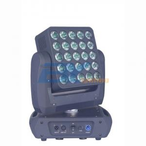 BY-9025 25X12W 4 IN 1 Matrix Beam Moving Head