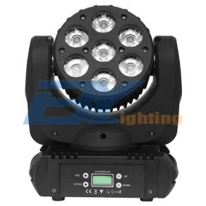 BY-907B 7X10W Quad LED Moving Beam